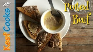 Potted Beef | Meat Paste