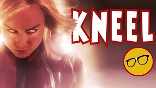 Captain Marvel Controversy Exposes Disney's Power Over Access Media and Competitors