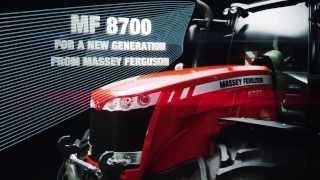 massey ferguson 8700