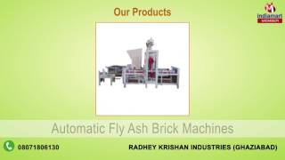 Hydraulic Equipment by Radhey Krishan Industries, Ghaziabad