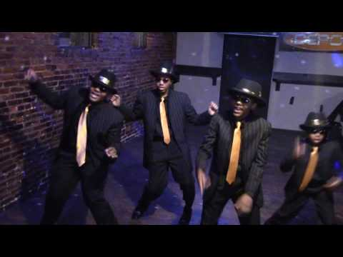 New Edition Hit Me Off Cover By(MacFour) The Depot Night Club