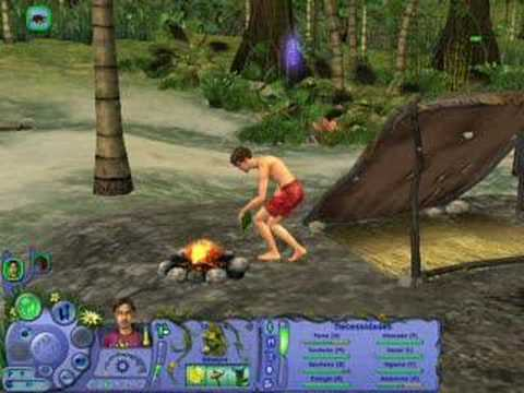 sims 2 castaway how to get married