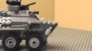 Lego BTR80 Patrol