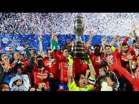 Final Copa America 2015 - Argentina v/s Chile - 5 Horas