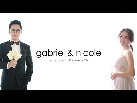 Gabriel and Nicole: Childhood VIdeo