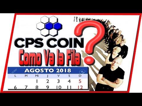 Cps Coin Como Avanza La FILA Del Mercado P2P en Coinpayments [Tengo Dinero]