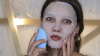 Как правильно очищать кожу лица  \ Уход за кожей
