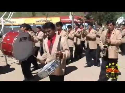 Carnavales en Acolla  Jauja  Banda Sinfonia Acollina