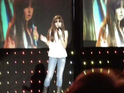 Alicia Rose Music Idol 2013