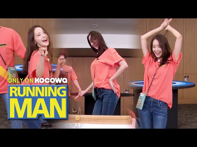 "YoonA's ""What is Love?"" & ""Gotta Go"" Dance Cover!!! [Running Man Ep 460]"