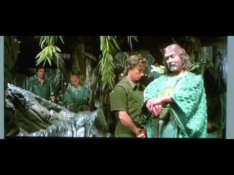 Peter Duncan in Flash Gordon