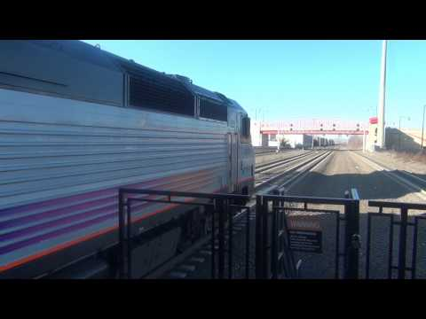 Railfanning Secaucus Junction | 12/18/2011 | HD