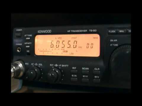 JOZ2 Radio Nikkei (Chiba-Nagara, Japan) - 6055 kHz