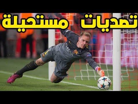 50 تصدي على خط المرمى لن تصدقه عيناك ⚽🔥🚫 !!!