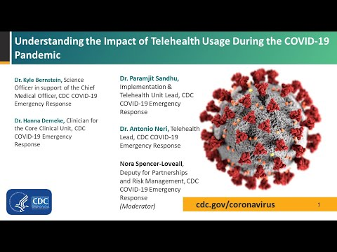 Understanding the Impact of Telehealth Usage During COVID-19