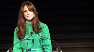 HRH The Duchess of Cambridge unveils the Museum