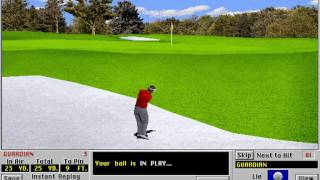 Links LS: Championship Course - Congressional Country Club (Access Software) (MS-DOS) [1998]