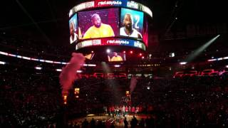 2016 Los Angeles Clippers Home Opener Intro 10/30/2016