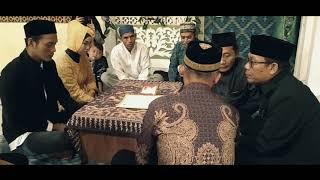 Prosesi Akad Nikah Mahmud Anwar&Anggi Junia Sari