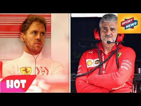 F1 news: Ferrari chief makes Sebastian Vettel statement after Lewis Hamilton title win