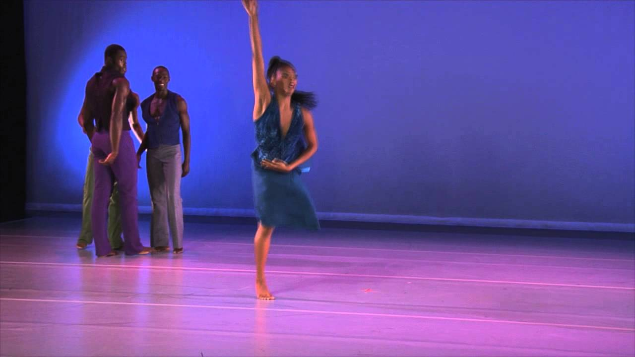 Kyle abraham 39 s another night youtube - Alvin ailey seine musicale ...