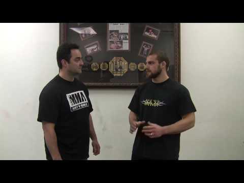 Marc Gervais Interview - Mac's MMA