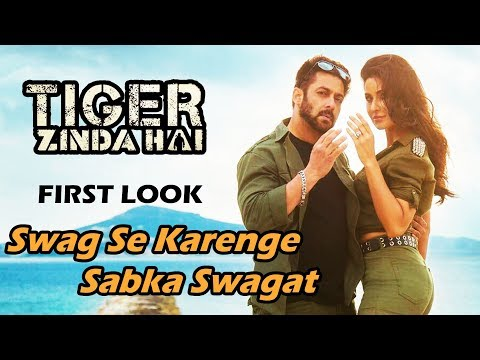 Swag Se Karenge Swagat Song FIRST LOOK   Tiger Zinda Hai   Salman Khan, Katrina Kaif