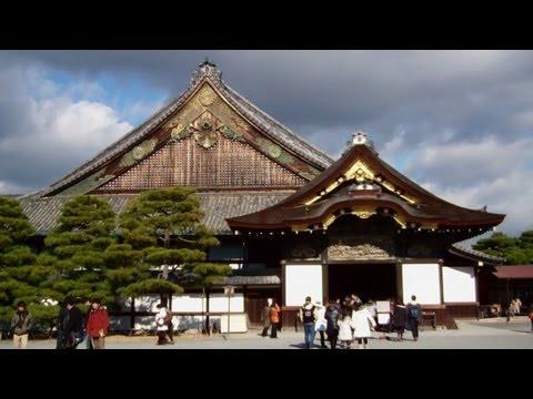 Nijo-jo (Nijo Castle), Kyoto City, Japan