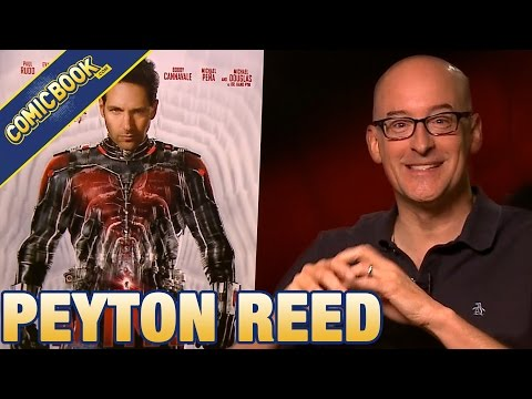Ant-Man Director, Peyton Reed, Exclusive Interview!