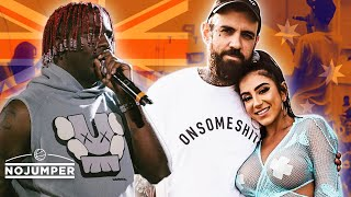 No Jumper Australia Day 1 with Lil Yachty, Adam22 and Lena The Plug