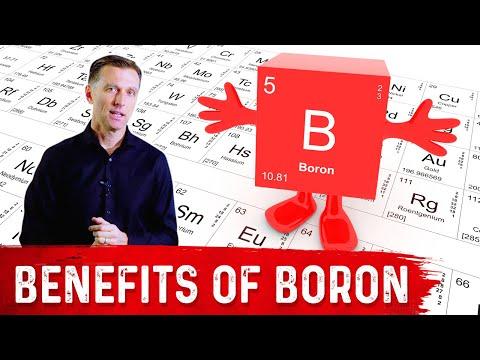 Nothing Boring About Boron