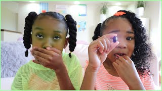 """Giving Our Parents Nasty Candy 🤢 