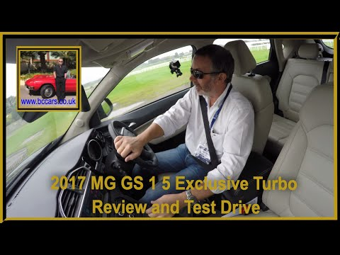 2017 MG GS 1 5 Exclusive Turbo | Review And Test Drive