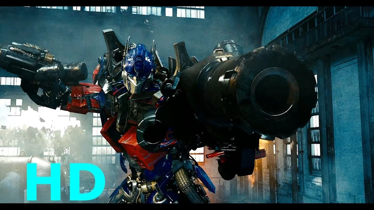Forest Battle Transformers Revenge Of The Fallen 2009 Movie Clip Blu Ray Hd Sheitla Youtube