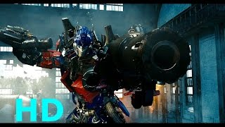 Forest Battle - Transformers: Revenge Of The Fallen-(2009) Movie Clip Blu-ray HD Sheitla