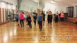 Boom Boom Jump - Zumba