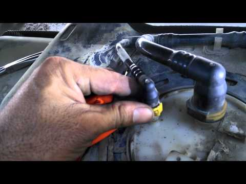 fuel line disconnect tool instructions