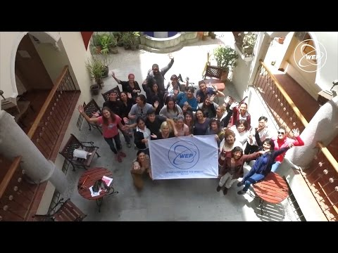 WEP : mes cours d'espagnol à ALA Quito, Equateur (Gael)