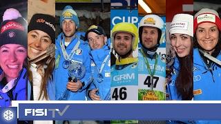 Goggia, Runggaldier, Pinggera: medaglie e Coppa