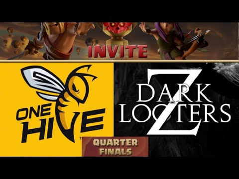 ONEHIVE VS DARK LOOTERS Z: CWL Playoffs Quarterfinals! Who Will Win?!