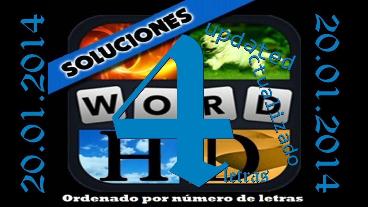 Cuatro palabras y una foto soluciones 68