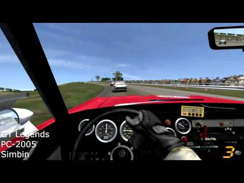 Mount Panorama Circuit/Bathurst in Racing Games