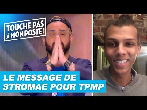 Le message de Stromae pour l'équipe de TPMP !