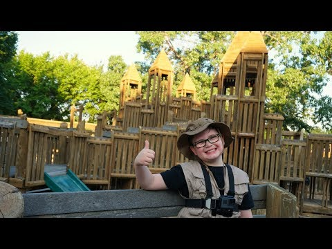 Trent the Park Explorer: Kids Kastle