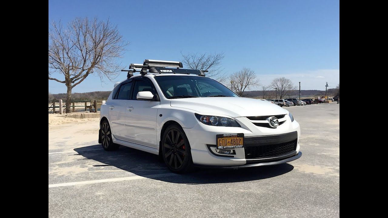 Mazdaspeed 3 Gen 1 Build 2008 *NEW VID SOON*   YouTube