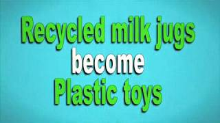 Kids and Recycling by Curiosity Quest Goes Green