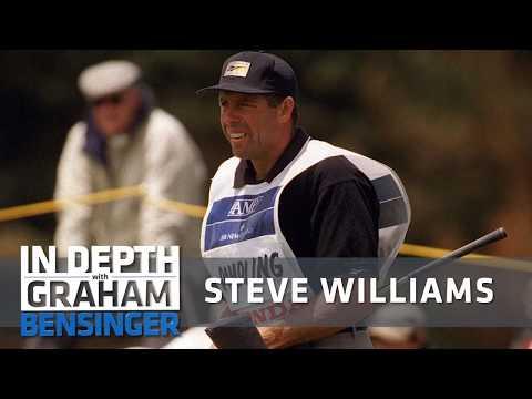 Steve Williams: Kicking cameras for Tiger Woods