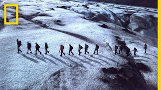 Changing Glaciers of Iceland | Explorers in the Field