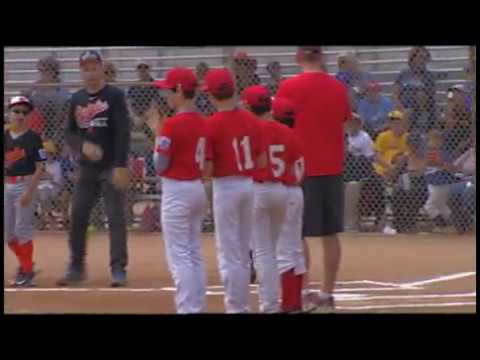 2017 Santa Monica Little League Majors Championship