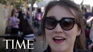 Nardwuar, Cult Music Journalist, Takes On SXSW | TIME